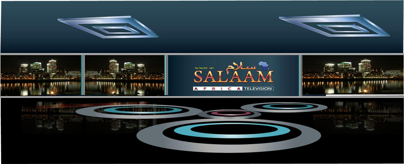 """SALAAM """"Africa"""" Telelevision"""